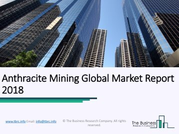 Anthracite Mining Global Market Report