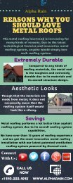 Benefits of Metal Roofing | Metal Roofing Systems