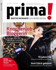 prima! Magazin - Ausgabe Jänner 2019