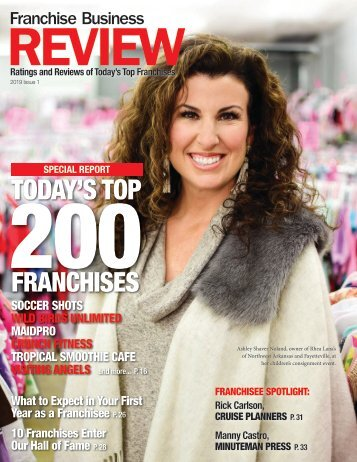 Franchise Business Review Top Guide 2019