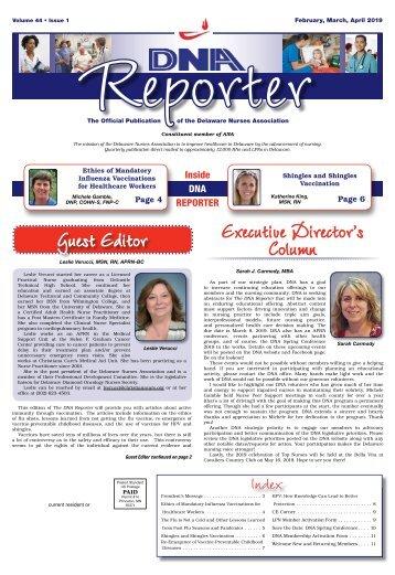 DNA Reporter - February 2019