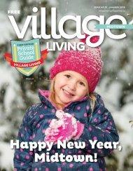 Village Living Magazine - Midtown - January 2019