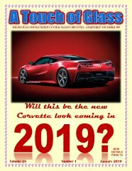 Central Valley Corvettes of Fresno - January 2019