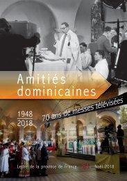 Amitiés dominicaines 81