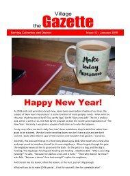 The Village Gazette - January 2019