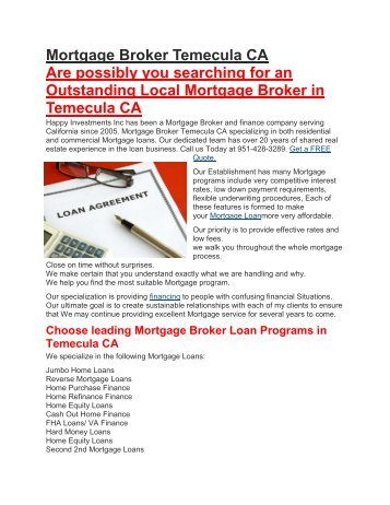 Happy Investments, Inc. Truckee CA | 530-536-0990