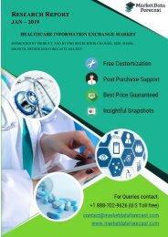 Healthcare Information Exchange Market