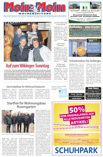 MoinMoin Schleswig 01 2019