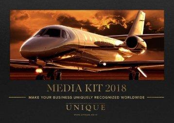 UNIQUE Media Kit 2018 WORLD