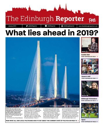 The Edinburgh Reporter January 2019