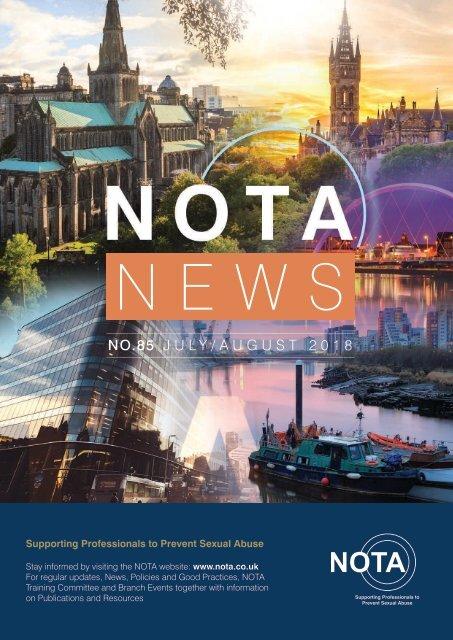 NOTA News Newsletter July 2018 1