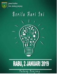 e-Kliping Rabu, 2 Januari 2019