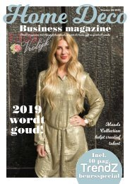 Home Deco Business Magazine