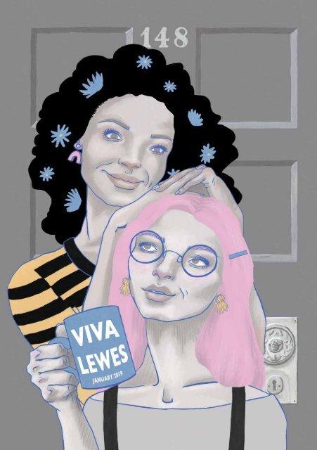 Viva Lewes Issue #148 January 2019