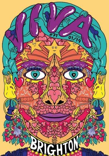 Viva Brighton Issue #71 January 2019