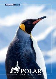 Polar-Kreuzfahrten Antarktis Katalog 2019-20