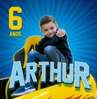 Arthur 6 anos