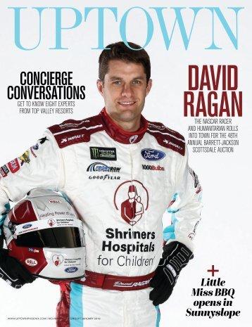 Uptown Magazine January 2019