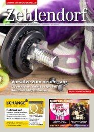 Gazette Zehlendorf Januar 2019
