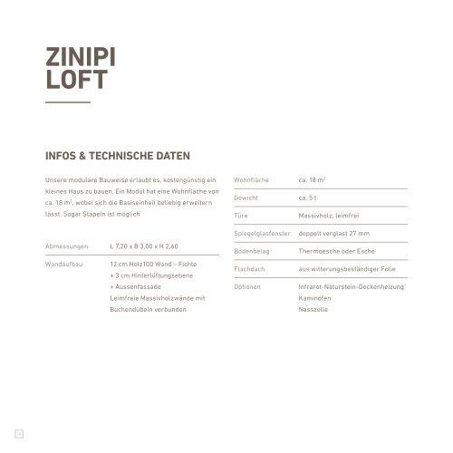 Zinipi - Deine ökologische Oase