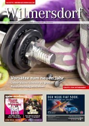 Gazette Wilmersdorf Januar 2019