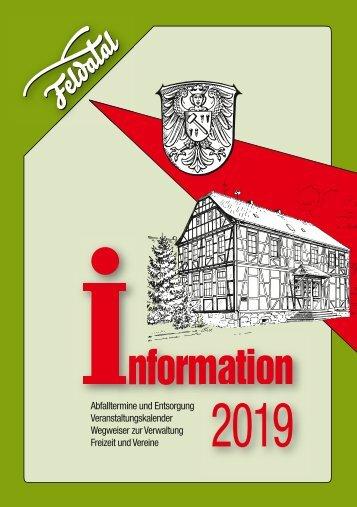 Feldatal digitale Broschüre 2019