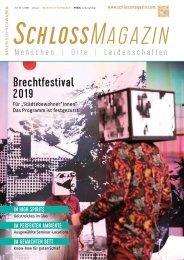 SchlossMagazin Bayerisch-Schwaben Januar 2019