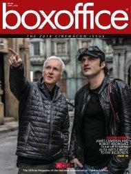 Boxoffice - April 2018