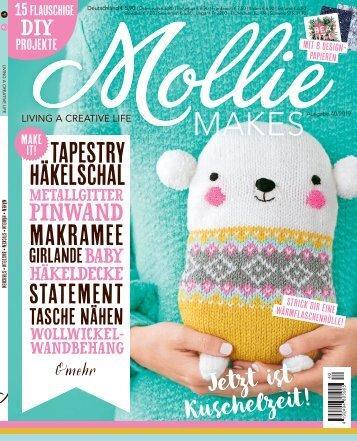 Mollie Makes Nr. 40