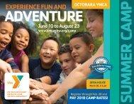 Summer Camp 2019 at Octorara YMCA