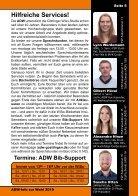 ADW-Info 51 Wahl 2018 - Online - Page 5