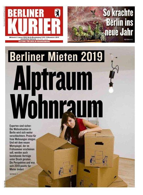 Berliner Kurier 02.01.2019