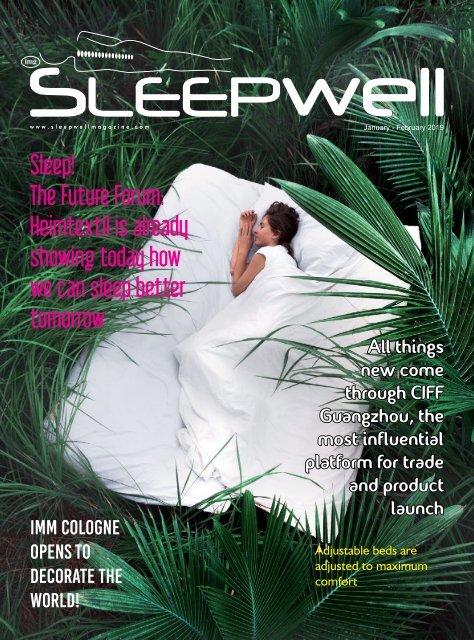 SleepWell Magazine January - February 2019