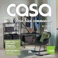 Catalogue Casa 2-27 janvier 2019