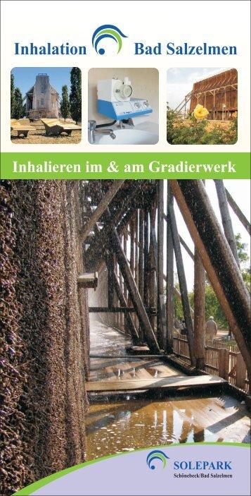 Inhalation in Schönebeck/Bad Salzelmen