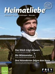 HEIMATLIEBE-BIGGESEE Augabe 6 Winter 2018/19