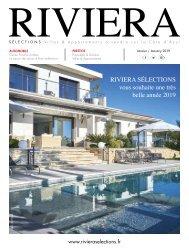 Riviera Sélections - Janvier 2019