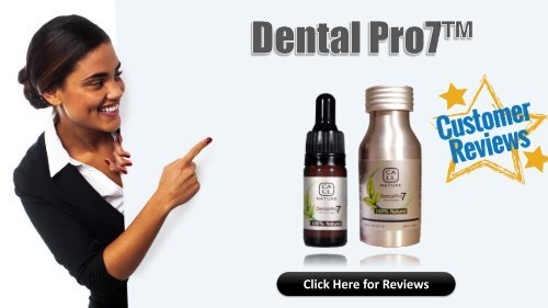 Dental Pro 7 Ingredients