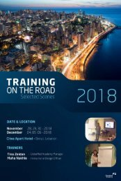 Training on The Road Final - 3-1-2019