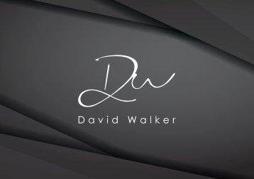 DAVID WALKER KATALOG 2019