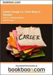 career-change-4-u-three-steps-to-success