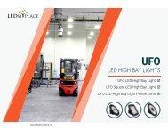 Order UFO LED High Bay Lights Online in Canada
