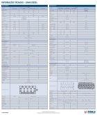 Tabela de Parede Mahle - Linha Diesel - 2012 - Page 4