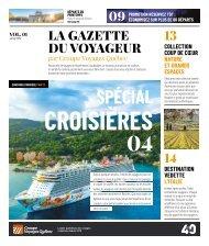 La Gazette du Voyageur par GVQ - janvier 2019
