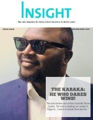 THE KABAKA, HE WHO DARES WINS