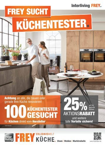 Interliving FREY - Küchentester Januar 2019