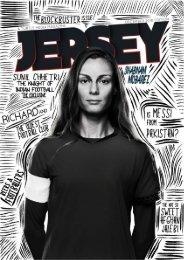Jersey Football Magazine December 2018 Issue