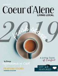 January 2019 Coeur d'Alene Living Local