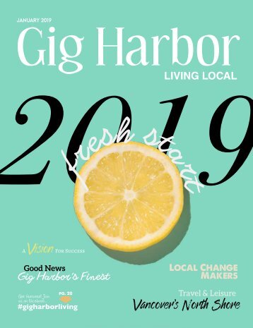 January 2019 Gig Harbor Living Local