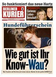 Berliner Kurier 03.01.2019